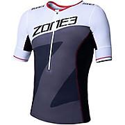 Zone3 Mens Lava Long Distance Tri Top 2019