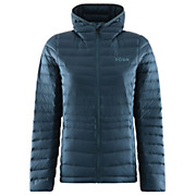 Föhn Womens Micro Down Hooded Jacket