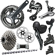 Shimano Tiagra 4720 10 Speed Groupset - Disc