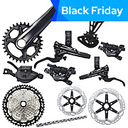 Shimano XT M8100 1x12 Speed Groupset
