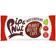 Pip & Nut Milk Choc Peanut Butter Cups 15 x 34g