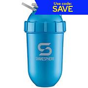 ShakeSphere Shaker Bottle Metallic