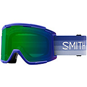 Smith Squad MTB XL Goggles Green Mirror Lens