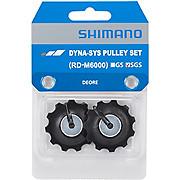 Shimano Deore RD-M6000 10 Speed Jockey Wheels