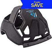 7 iDP Project 23 Carbon Helmet Pad Set 2020
