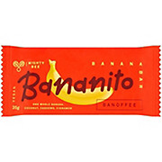 Bananito Solar Dried Banana Energy Bar 24 x 35g