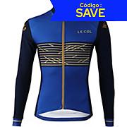 LE COL By Wiggins Pro Aqua Zero Jersey