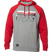 Fox Racing Far Out Raglan Pullover Fleece Hoodie 2020