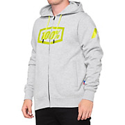 100 Syndicate Zip Hooded Sweatshirt Spring 2012