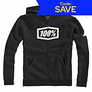 100 Syndicate Youth Zip Hooded Sweatshirt Spring 2012