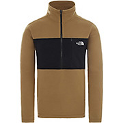 The North Face Blocked TKA 100 1-4 Zip Fleece SS20