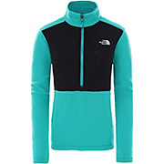 The North Face Women's Blocked TKA 1-4 Zip Fleece SS20