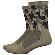 Defeet Levitator Trail 6 Duck Camo Socks AW20