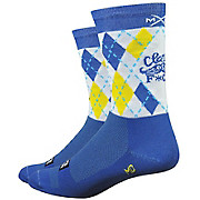 Defeet Aireator 6 Moxy & Grit Classy AF Socks AW20