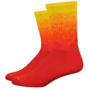 Defeet Aireator 6 Barnstormer Ombre Socks AW20