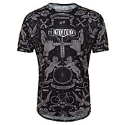 Cycology Velo Tattoo Mens Technical T Shirt SS20