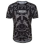 Cycology Velo Tattoo Mens Technical T Shirt SS20