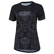 Cycology Womens Day of the Living Tech T Shirt SS20