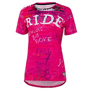 Cycology Womens Ride Technical T Shirt SS20
