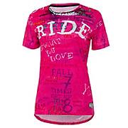 Cycology Womens Ride Technical T Shirt SS20