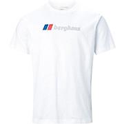 Berghaus Big Corporate Logo Tee AW19