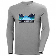 Helly Hansen Nord Graphic Long Sleeve T-Shirt SS20
