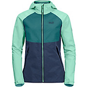 Jack Wolfskin Womens Mount ISA Waterproof Jacket SS20