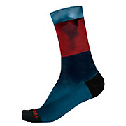 Endura Graphic Socks Blue - Limited SS20