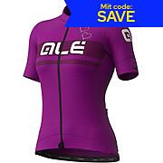 Alé Womens PRS Crystal Jersey SS20