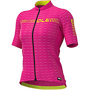 Alé Womens Graphics PRR Green Road Jersey SS20