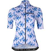 Morvelo Womens Blauw Jersey Exclusive SS20