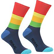 Primal Multi Stripe Socks SS20
