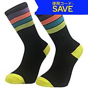 Primal Neon Stripe Socks SS20