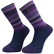 Primal Purple Stripe Socks SS20