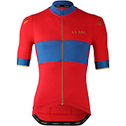 LE COL By Wiggins HorsCategorie Jersey Red-Bl SS20