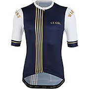 LE COL By Wiggins Pro Jersey Navy-Gold SS20
