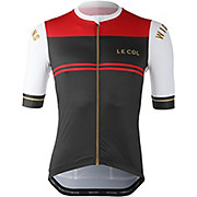 LE COL By Wiggins Pro Jersey Ash-Red SS20