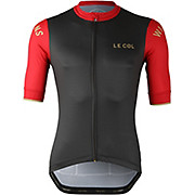 LE COL By Wiggins Sport Jersey Ash-Red SS20