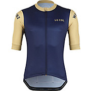 LE COL By Wiggins Sport Jersey Navy-Gold SS20