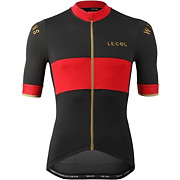 LE COL By Wiggins Womens Hors Jersey Ash-Red SS20