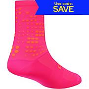 dhb Moda Sock - Hibiscus SS20