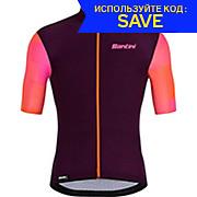 Santini Mito Spillo Short Sleeve Jersey SS20