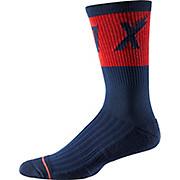Fox Racing 8 Trail Cushion Socks Wurd SS20