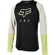 Fox Racing Defend Long Sleeve FoxHead Jersey