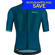 Santini Tono Flusso Short Sleeve Jersey SS20