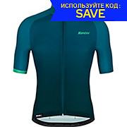 Santini Karma Luce Short Sleeve Jersey