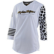 Troy Lee Designs Womens Leopard Mischeif Jersey SS20