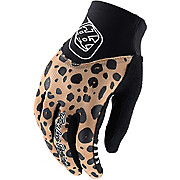 Troy Lee Designs Womens Ace 2.0 Cheetah Gloves SS20