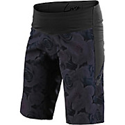 Troy Lee Designs Womens Luxe Floral Short Shell SS20