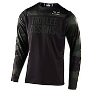 Troy Lee Designs Skyline Jersey Pinstripe Camo SS20